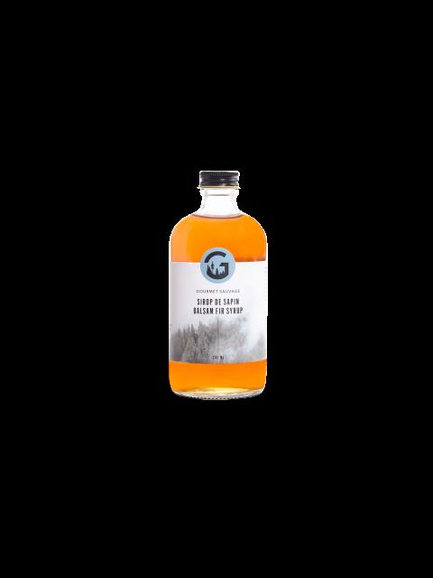 Balsam fir syrup