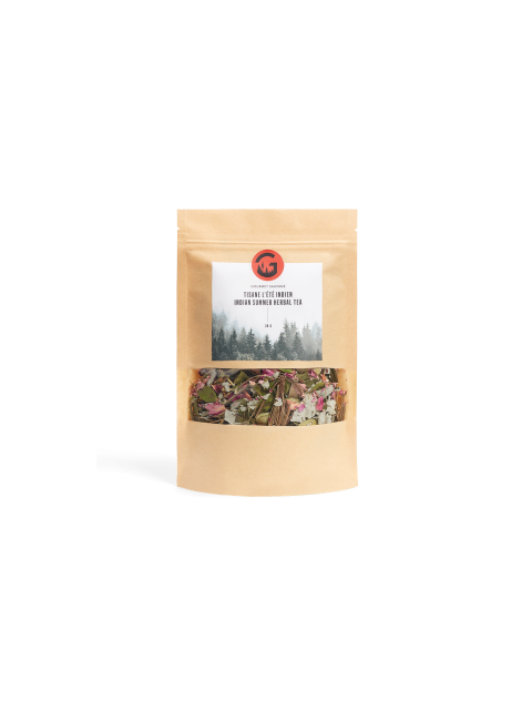 Indian summer herbal tea
