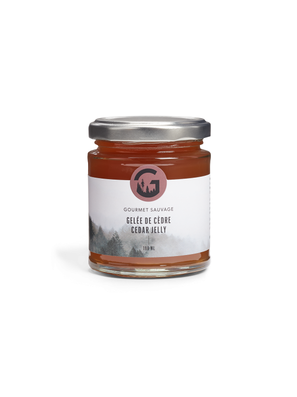 Cedar jelly