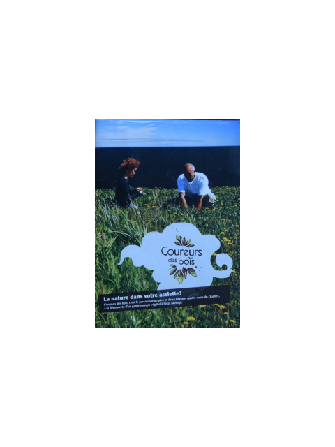 DVD de l'émission Coureurs des bois