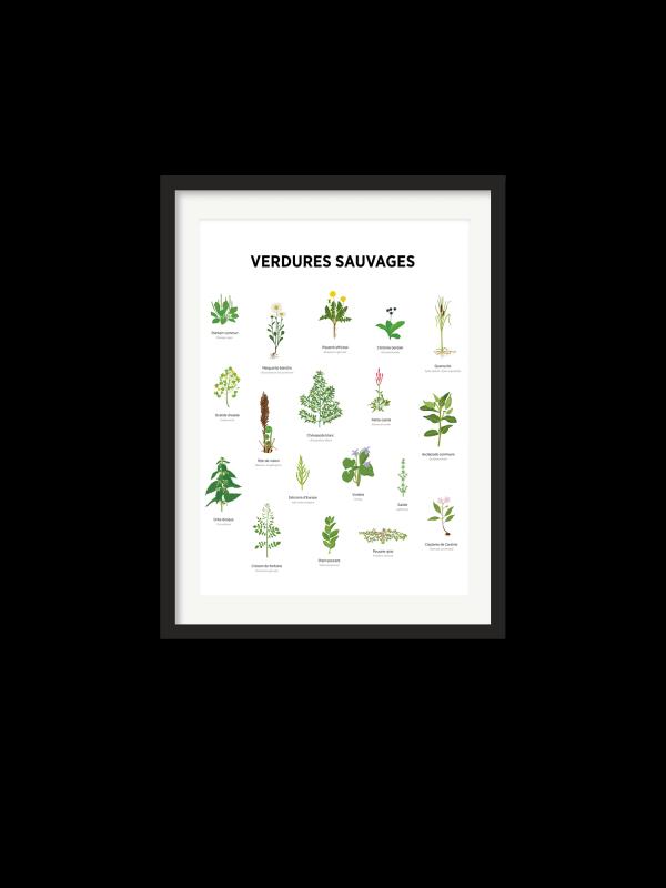 Affiche – Verdures