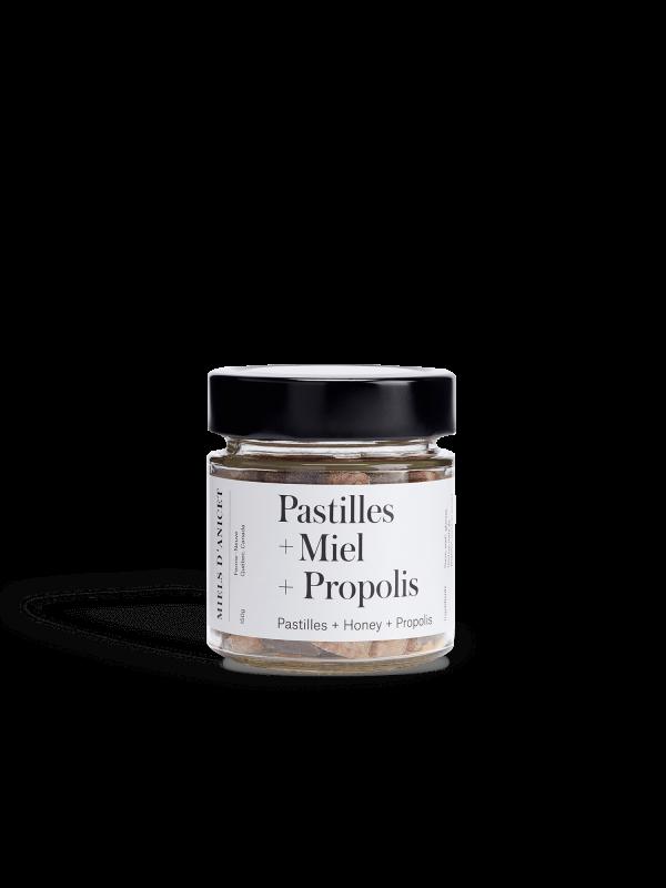Pastilles propolis – Miels d'Anicet
