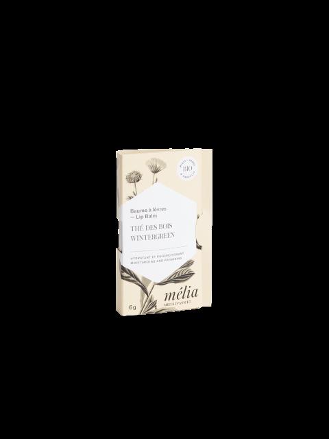 Baume à lèvres thé des bois