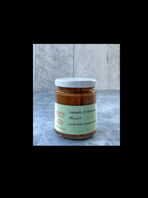 Caramel au mélilot – Dinette nationale