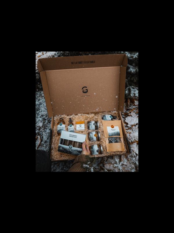 Ensemble cadeau CANOPÉE – PRODUITS PRÉCIEUX livraison gratuite