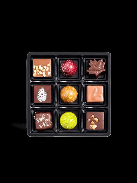 Coffret Chocolat boréal X Gourmet Sauvage