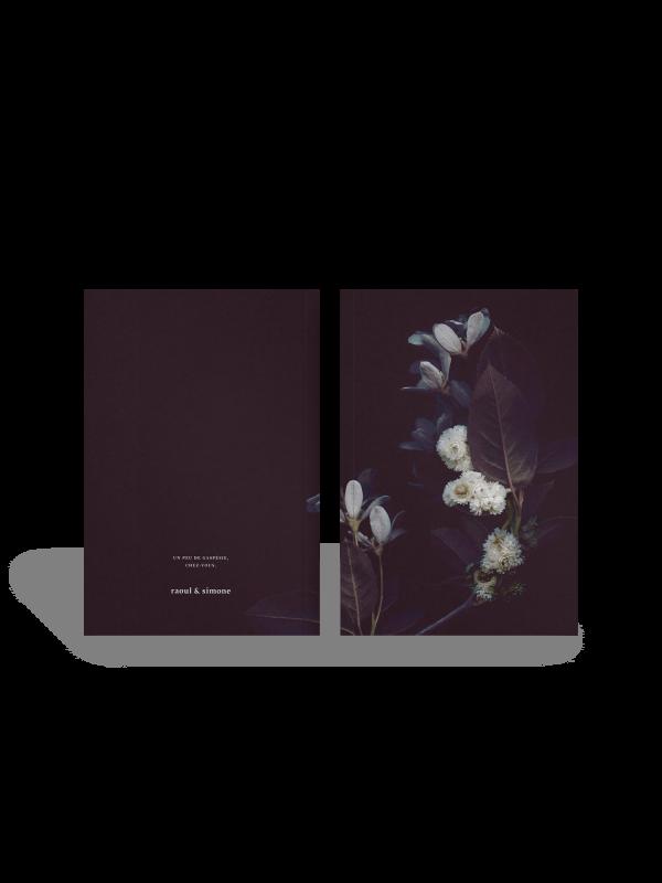 Carnet de notes – Nocturne
