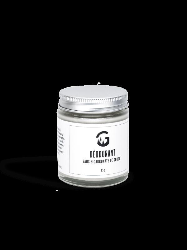 Déodorant pin et génévrier – sans bicarbonate de soude